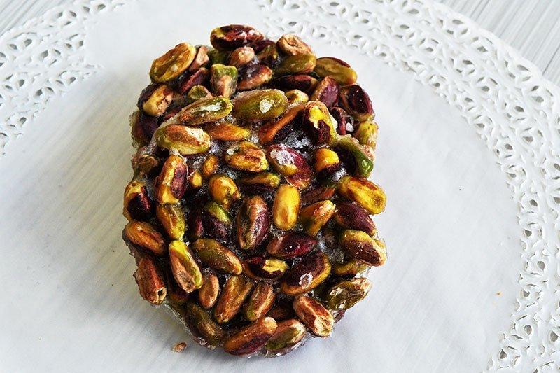Χαλεπιανοπιτάκια από τα ζαχαροπλαστεία La Parfaite