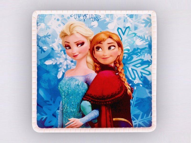 Παιδική τούρτα Frozen από τα ζαχαροπλαστεία La Parfaite