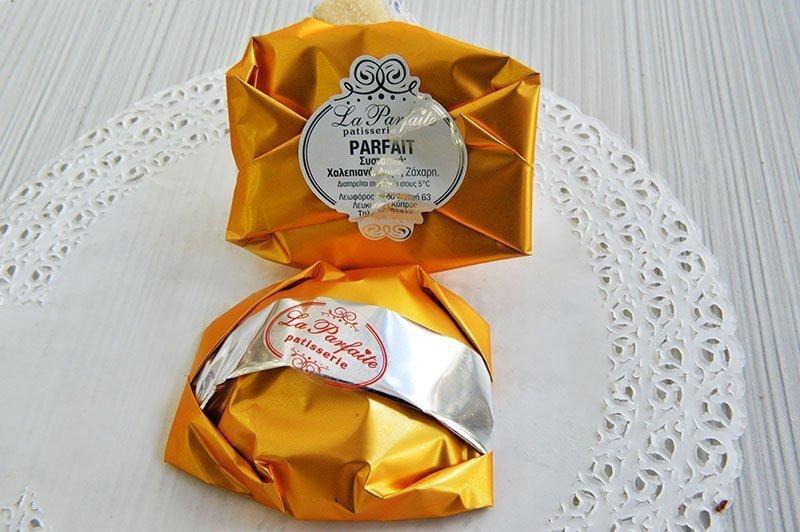 Parfait από τα ζαχαροπλαστεία La Parfaite