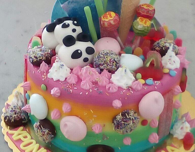 Tούρτα Γενεθλίων από τα ζαχαροπλαστεία La Parfaite