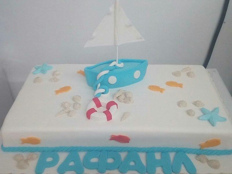 Τούρτες Βάφτισης από τα ζαχαροπλαστεία La Parfaite